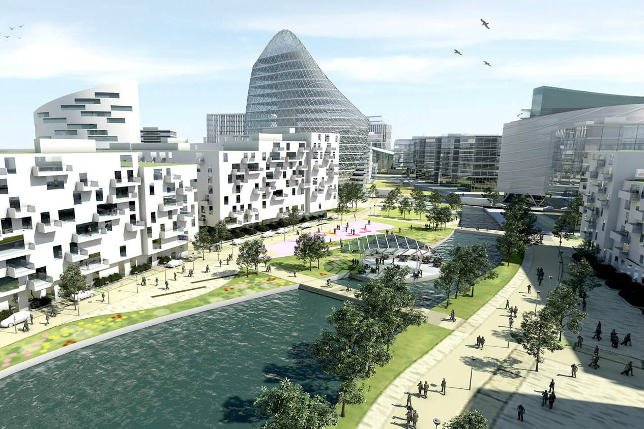 Project Update Green Light For Trafford Waters