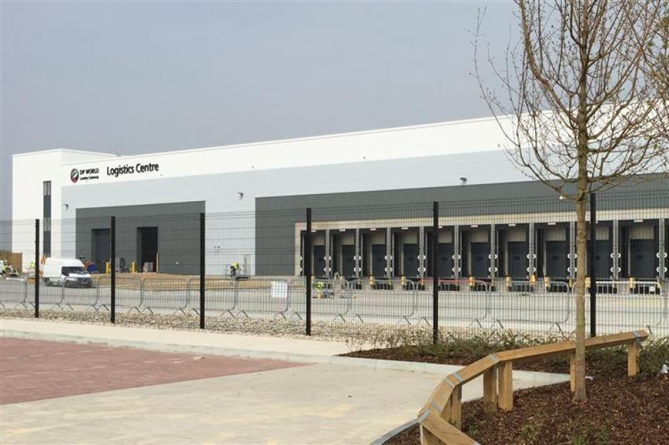 London Gateway Logistics Centre