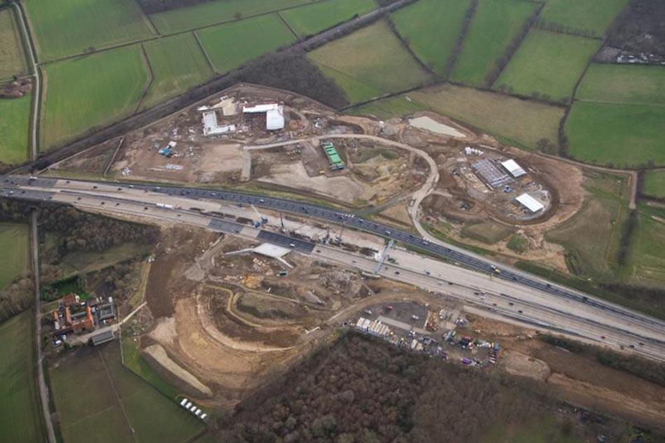 M25 Motorway Services Area, Cobham