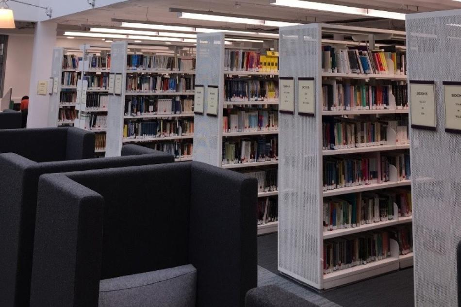 Main Library Refurbishment Phase 1 and 2