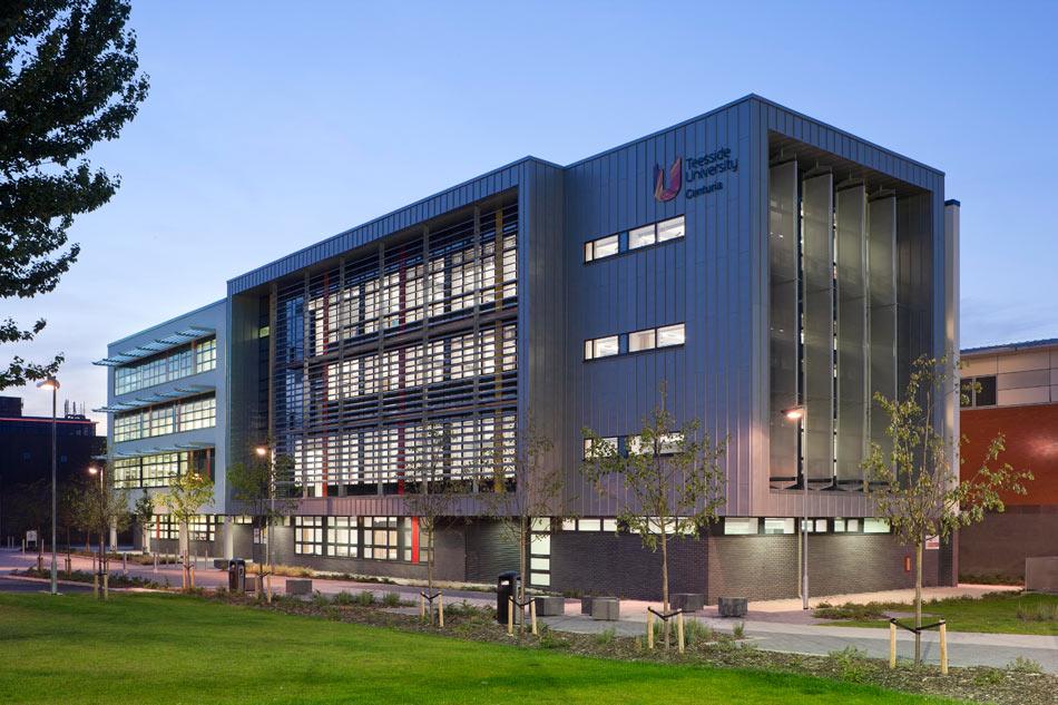 School of Sports Science, University of Teesside