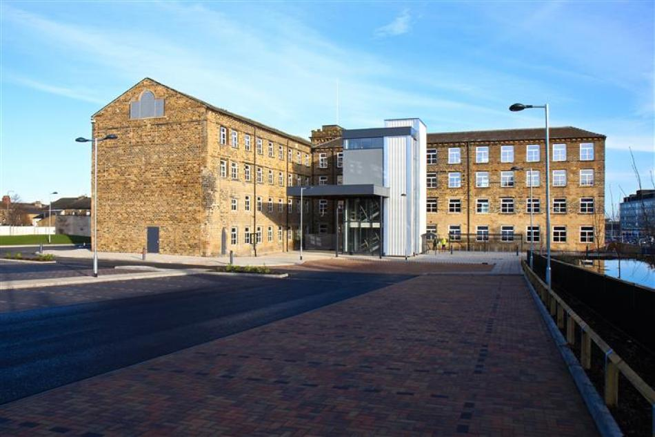 Acre Mills Huddersfield New Out Patient facility