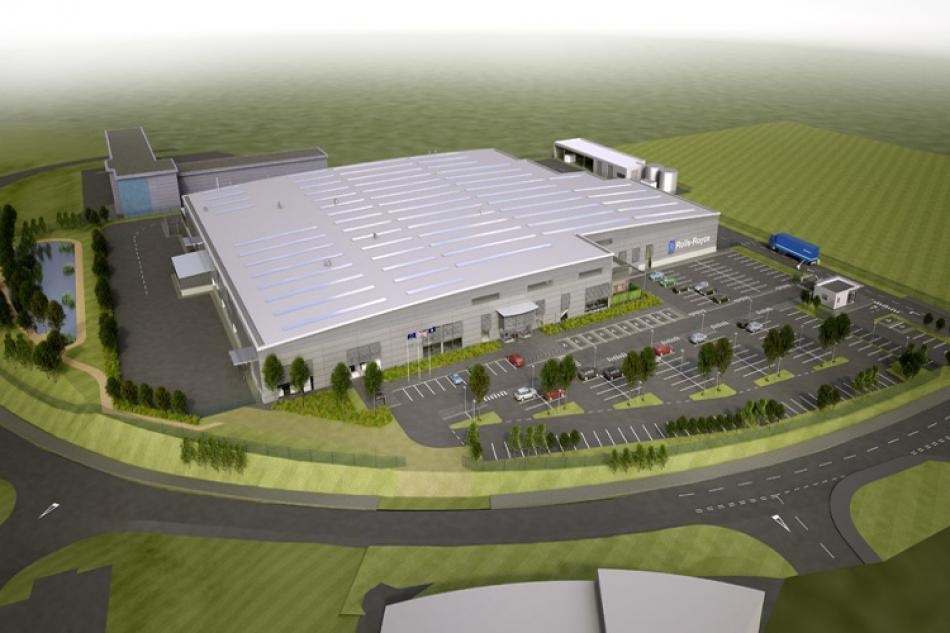 Advanced Blades Casting Facility, Rotherham