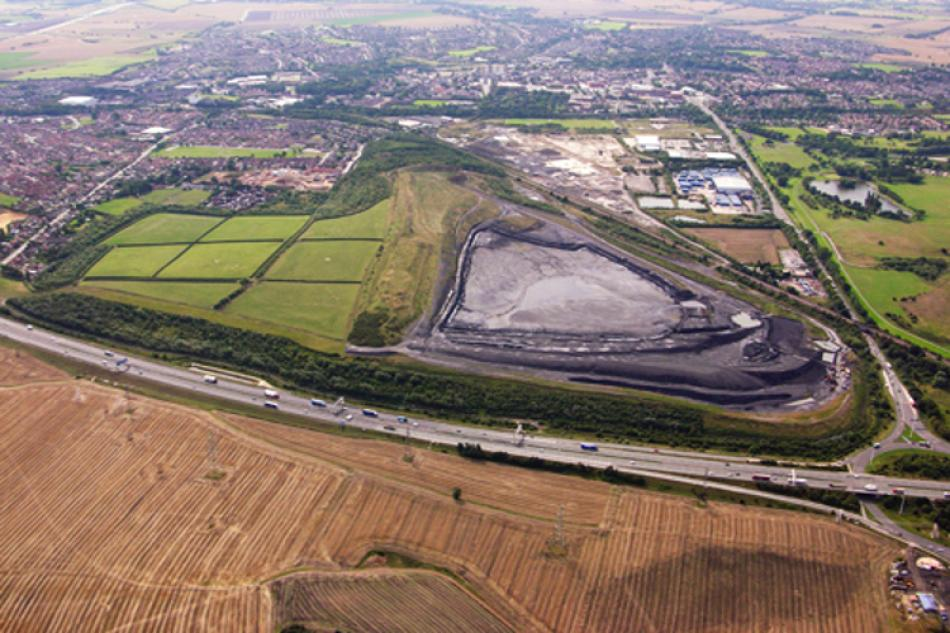 Prince of Wales Colliery Re-Development