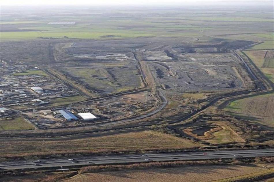 Rossington Colliery Redevelopment