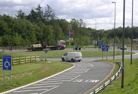 Beaconsfield Motorway Service Area