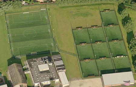 Goals Soccer, Bradford