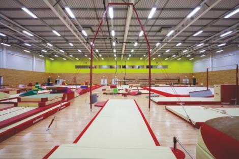 Europa Gym Sport England