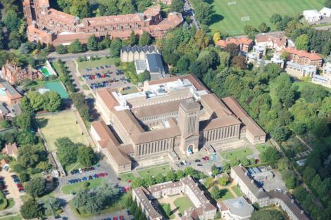 University of Cambridge Condition Surveying