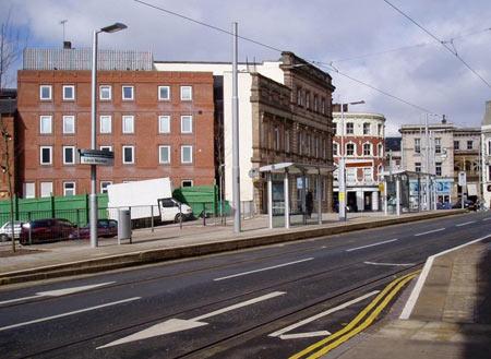 Nottingham NET light Transit