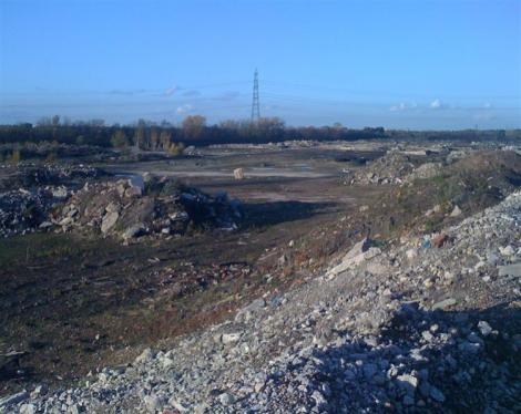 Rossington Colliery Redevelopment