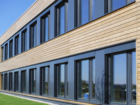 Passivhaus, Watermead Business Park