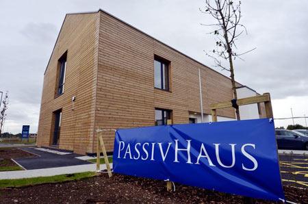 Passivhaus, Watermead Business Park