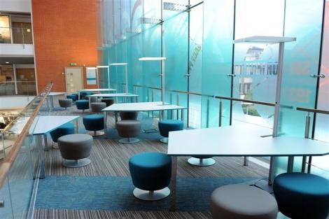 University of Birmingham Learning Centre Refurbishment