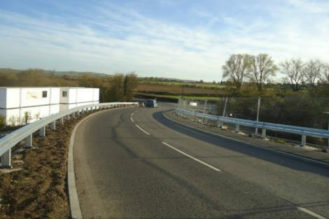 B4000 Bridge, Shrivenham