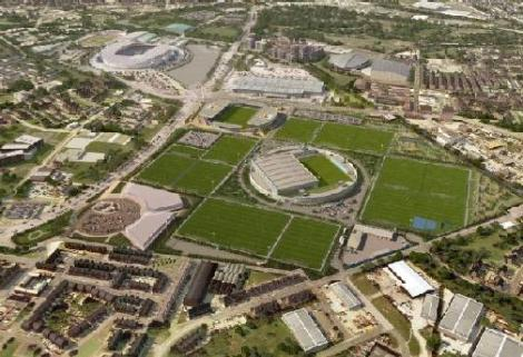 Sports City, Manchester