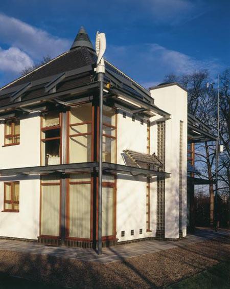 Eco House, University of Nottingham