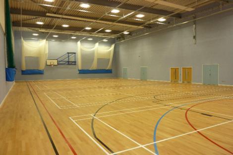 Ecclesbourne School, Derby