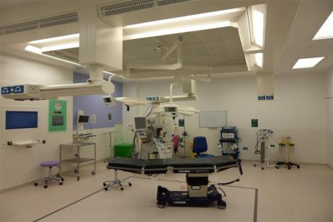 Operating Theatres, City Hospital