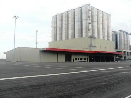 Wilton Logistical Platform