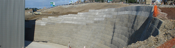 Water Retaining Structures Service : Retaining structures
